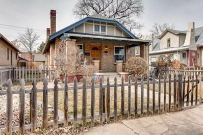 1445 S Lincoln Street, Denver, CO 80210 - #: 4487426