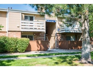 3320 S Ammons Street UNIT 107, Lakewood, CO 80227 - MLS#: 4488088