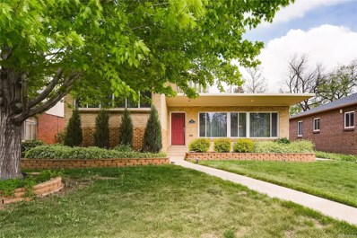 1476 S Garfield Street, Denver, CO 80210 - #: 4488257