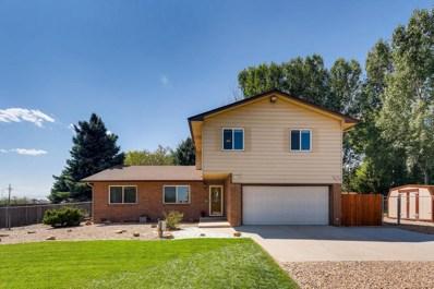 12649 Woodland Drive, Longmont, CO 80504 - MLS#: 4490040