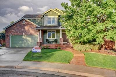 10414 W Peakview Place, Littleton, CO 80127 - #: 4490331