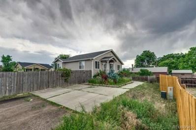 2640 W Warren Avenue, Denver, CO 80219 - MLS#: 4491657
