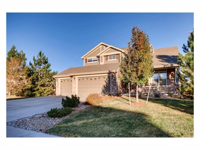 4849 Wagontrail Court, Parker, CO 80134 - MLS#: 4491902