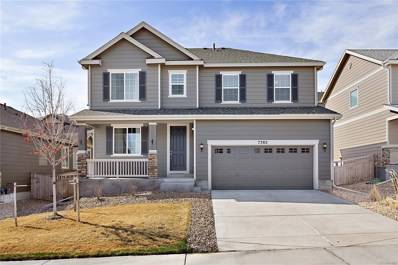 7382 Bandit Drive, Castle Rock, CO 80108 - MLS#: 4495730