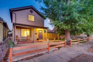 3738 N High Street, Denver, CO 80205 - MLS#: 4496624