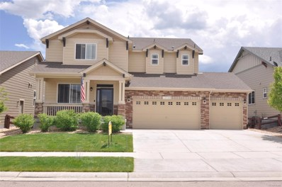 12940 Coffee Tree Street, Parker, CO 80134 - MLS#: 4499762