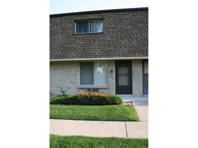 12961 W 20th Avenue, Golden, CO 80401 - MLS#: 4500522