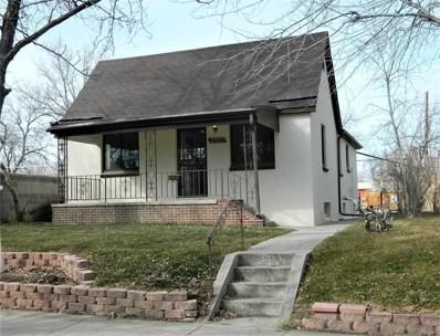 2525 W 39th Avenue, Denver, CO 80211 - #: 4503753