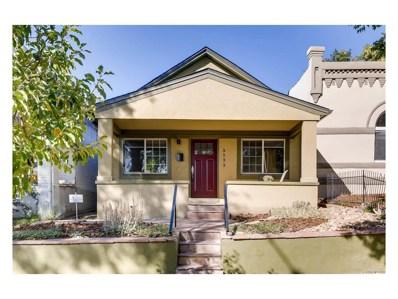 3533 Mariposa Street, Denver, CO 80211 - MLS#: 4509453