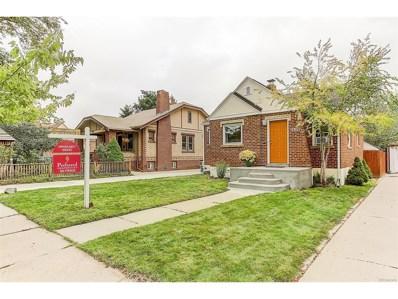 3815 W 46th Avenue, Denver, CO 80211 - MLS#: 4510022