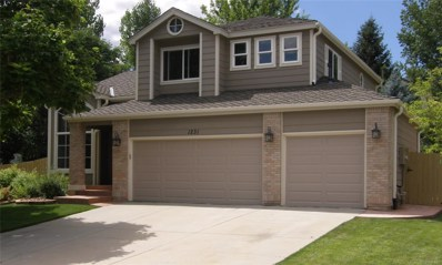 1231 S Idalia Court, Superior, CO 80027 - #: 4513318