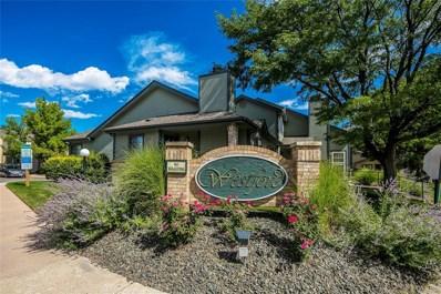 9155 W Cedar Drive UNIT 4, Lakewood, CO 80226 - MLS#: 4517349