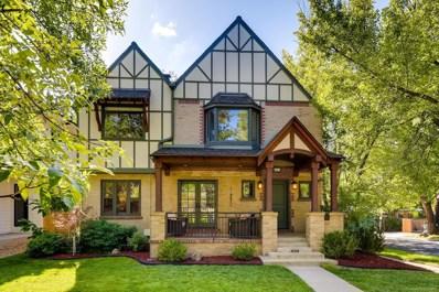 1001 S Josephine Street, Denver, CO 80209 - #: 4519903