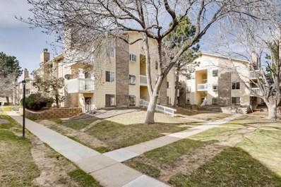 12450 E Cornell Avenue UNIT 302, Aurora, CO 80014 - MLS#: 4521974