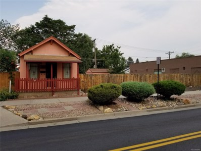 3922 Pecos Street, Denver, CO 80211 - MLS#: 4523995