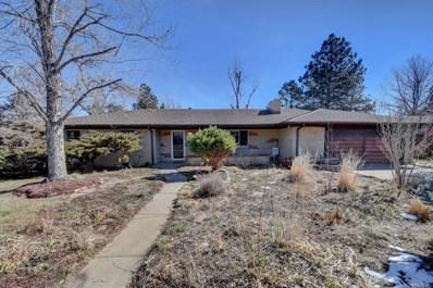 820 Crescent Drive, Boulder, CO 80303 - MLS#: 4528268
