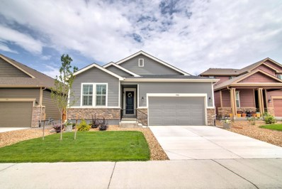 3382 Caprock Way, Castle Rock, CO 80104 - MLS#: 4529253