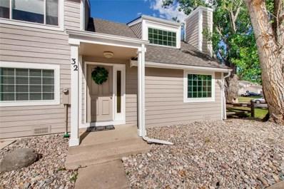 2924 Ross Drive UNIT J32, Fort Collins, CO 80526 - MLS#: 4530409