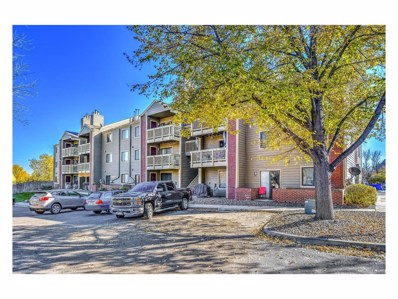 10785 W 63rd Place UNIT 106, Arvada, CO 80004 - MLS#: 4530460