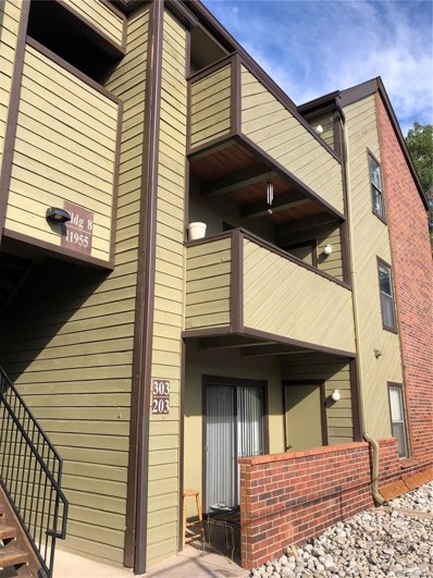 11955 E Harvard Avenue UNIT 304, Aurora, CO 80014 - MLS#: 4536919