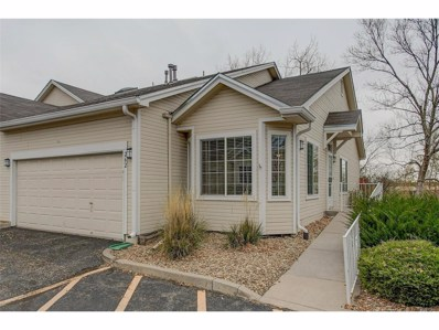 262 Quari Street, Aurora, CO 80011 - MLS#: 4539512