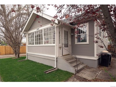 4919 W 43rd Avenue, Denver, CO 80212 - MLS#: 4540794