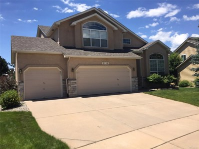 9210 Chetwood Drive, Colorado Springs, CO 80920 - MLS#: 4541888
