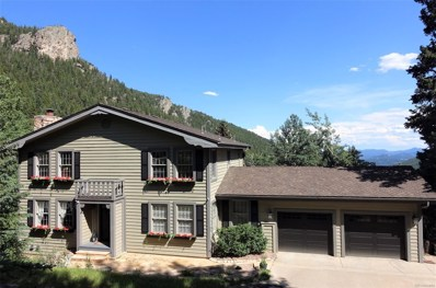 4387 Witter Gulch Road, Evergreen, CO 80439 - #: 4547640