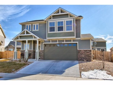 10538 Worchester Street, Commerce City, CO 80022 - MLS#: 4548957