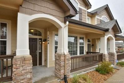 1404 Turnberry Place, Castle Rock, CO 80104 - #: 4552678
