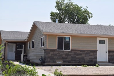 6820 Niagara Street, Commerce City, CO 80022 - MLS#: 4553085