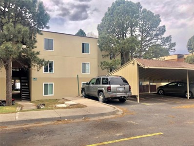 9700 E Iliff Avenue UNIT K125, Denver, CO 80231 - MLS#: 4557682