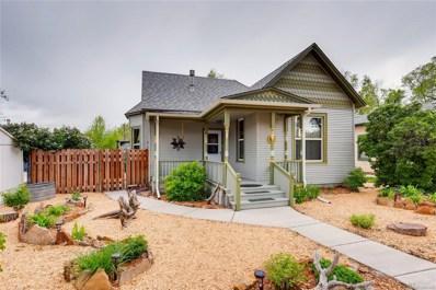 1715 W Vermijo Avenue, Colorado Springs, CO 80904 - #: 4559175