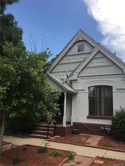 348 Delaware Street, Denver, CO 80223 - MLS#: 4560394