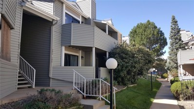 922 S Walden Street UNIT 106, Aurora, CO 80017 - MLS#: 4562007