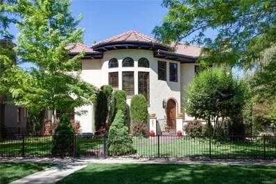 881 S Steele Street, Denver, CO 80209 - #: 4564576