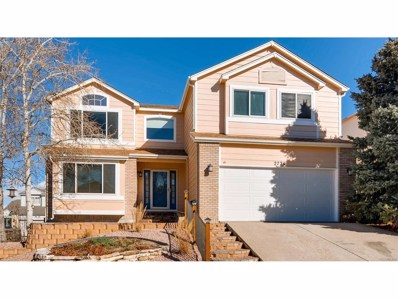 2734 Lear Drive, Colorado Springs, CO 80920 - MLS#: 4566533