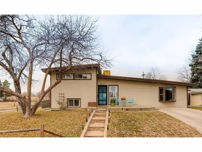1695 S Perry Street, Denver, CO 80219 - MLS#: 4568339