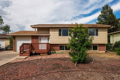 54 Watson Boulevard, Colorado Springs, CO 80911 - MLS#: 4569353