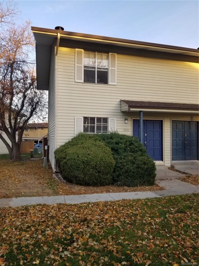 1970 S Oswego Way, Aurora, CO 80014 - MLS#: 4570166