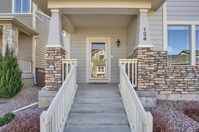 124 S Favorite Street, Colorado Springs, CO 80905 - MLS#: 4574435