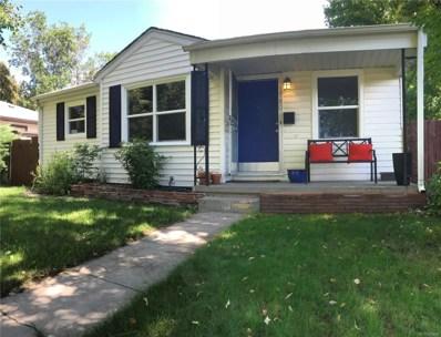 1780 S Garfield Street, Denver, CO 80210 - MLS#: 4575593