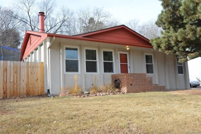 902 Pioneer Lane, Colorado Springs, CO 80904 - MLS#: 4575968