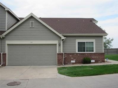 13550 Washington Street UNIT 6D, Thornton, CO 80241 - MLS#: 4579103
