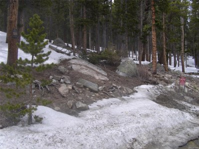 Lot 75 W. Brook, Idaho Springs, CO 80452 - MLS#: 4580441
