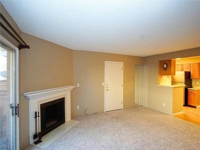 3322 S Ammons Street UNIT 106, Lakewood, CO 80227 - MLS#: 4583443