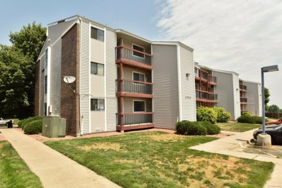 2725 W 86th Avenue UNIT 1, Westminster, CO 80031 - MLS#: 4586859