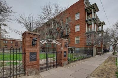 1356 Pearl Street UNIT 309, Denver, CO 80203 - MLS#: 4587263