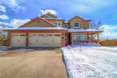 2207 Weatherstone Circle, Highlands Ranch, CO 80126 - MLS#: 4590962