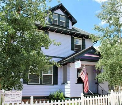 809 Spruce Street, Leadville, CO 80461 - MLS#: 4591209